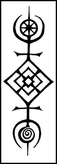 druidic sigils   talismanic art adf