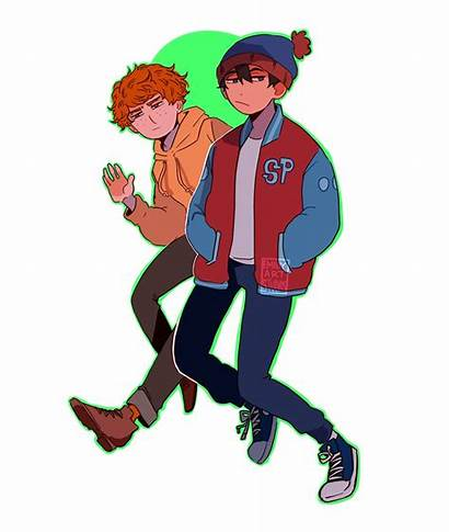 Park South Stan Goth Marsh Broflovski Animal