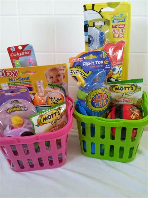 easter baskets ideas easter basket ideas for toddlers and babies goodies to
