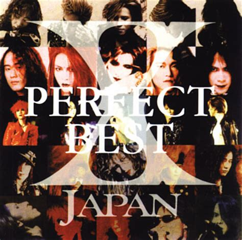 Perfect Best (cd1)  X Japan Album