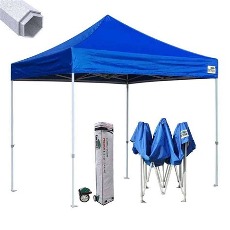 eurmax ez pop  party tent industrial weeding canopy event gazebo shade shelter ebay