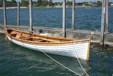 Skiff Or Mackinaw by Heritage 23 Boat Building Rowing And Sailing In Tawas
