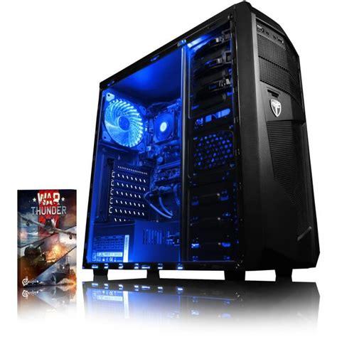 ordinateur bureau gamer pas cher tour d ordinateur gamer prix pas cher cdiscount
