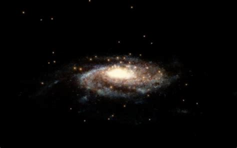 Hubble Gaia Measure The Weight Our Milky Way Galaxy