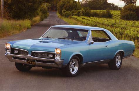 1967 Pontiac Gto Wallpaper