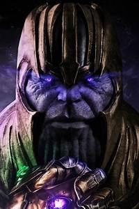 Wallpaper Thanos  Avengers  Infinity War  4k  Creative