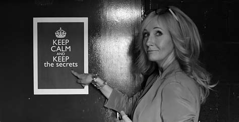 Jk Rowling Illuminati Is J K Rowling Chasing Pavements With The Cursed Child