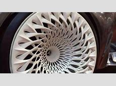 3D printed wheel o