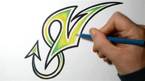 Graffiti Vs : How To Draw Wild Graffiti Letters