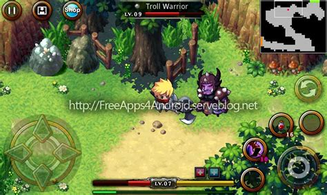 zenonia mod android games v1 zen offline playable modded coins version