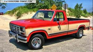 1985 Ford F150 4x2