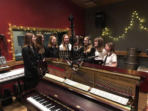 Music students enjoy recording studio session - East Leake ...
