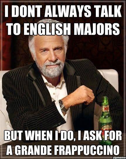 English Major Meme - the vice ganda joke no one got deelaytful