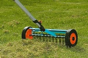 Elektrischer Rasenmäher Test : elektrischer vs manueller vertikutierer expertentesten ~ Orissabook.com Haus und Dekorationen