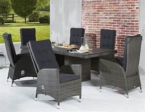 Gartenmöbel Set Günstig : da findet jeder platz sitzgruppe mit tisch aus der ~ A.2002-acura-tl-radio.info Haus und Dekorationen