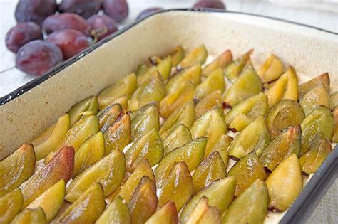 zwetschgenkuchen aus ruehrteig rezept gutekuechech