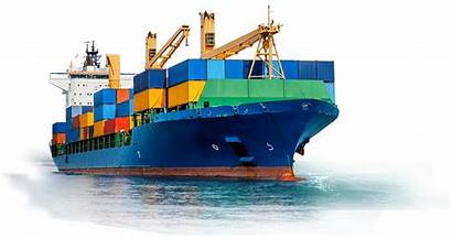 Freight Sea Ship Cargo Shipping Transport Container