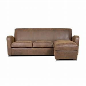 1000 idees a propos de canape d angle marron sur for Formation decorateur interieur avec canapé cuir brun