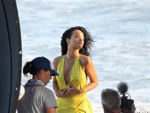Rihanna Barbados Photo Shoot