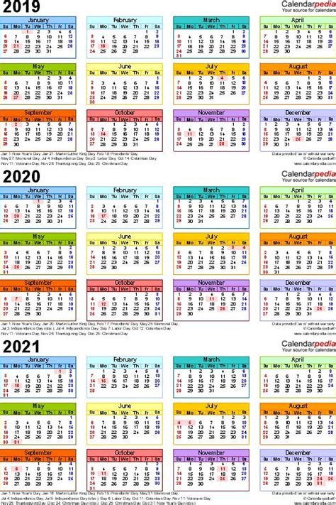 template  excel template   year calendar