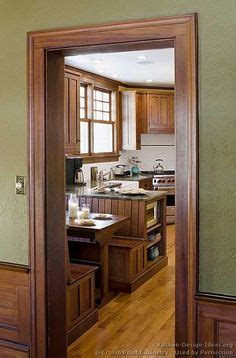 restoring kitchen cabinets 1000 ideas about stained wood trim on wood 1918