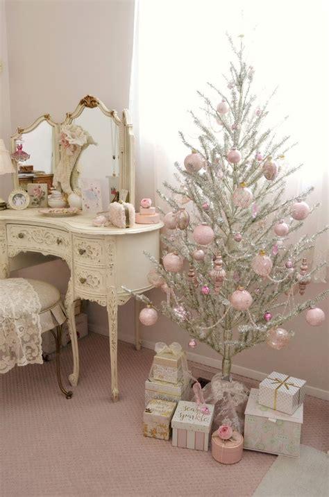 decorating tiny chic tree jennelise in my studio