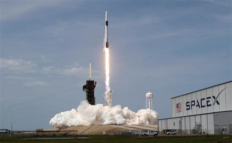 NASA resumes human spaceflight from U.S. soil with ...