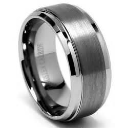 tungsten carbide mens wedding rings tungsten rings for size 11 tungsten carbide ring 8mm high quality polished tungsten