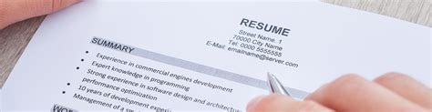 five top tips for keeping your resume current exclusive