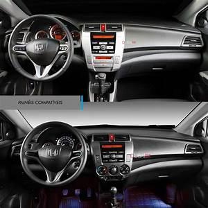 Central Multim U00eddia Dvd Honda City 2010 2011 2012 2013 Tv