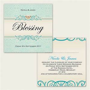 Cool wedding invitations for the ceremony invitations for for Wedding invitation blessing quotes