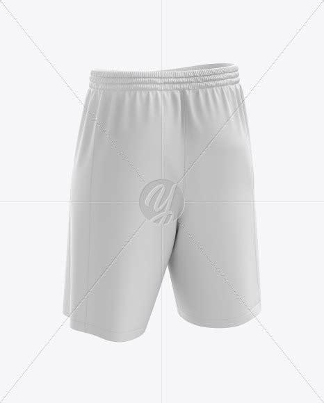 Mens tank top hq mockup back view 10817 tif. Men's Basketball Shorts mockup (Back Half Side View) in ...