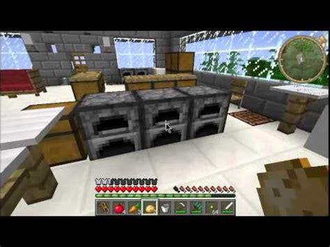 cuisine dans minecraft episode 3 la cuisine d 39 orphea2012 dans minecraft