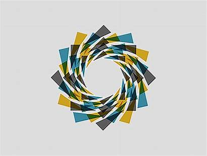 Shapes Momentum Circle Dribbble Spinning Square Triangle
