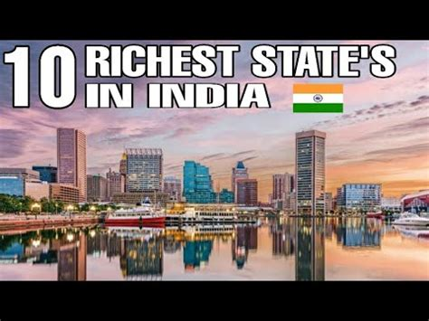India's 10 Richest & Powerful State's    2020 – 2021 ...