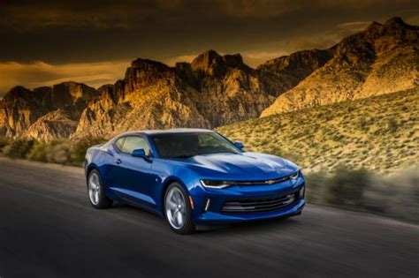 2017 Ford Mustang Vs. 2017 Chevrolet Camaro