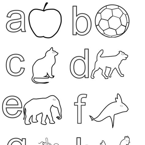 alphabet coloring books letters page coloring pages print coloring