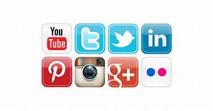 Most popular Social Media Icons – Download Free Vector and ...