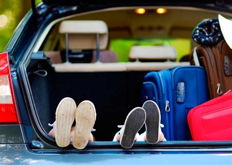planes trains  automobiles family travel essentials