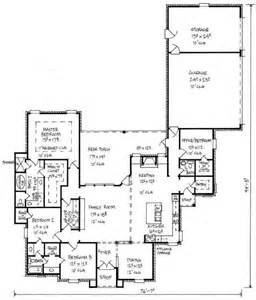 bath house floor plans 653449 country 4 bedroom 2 5 bath house plan with great kitchen and keeping room