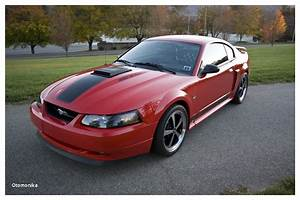 2004 Mustang Mach 1 Competition orange for Sale