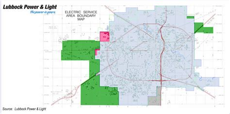 lubbock power and light puct oks ercot spp studies on lubbock power light move