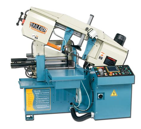 automatic band saws bs  baileigh industrial