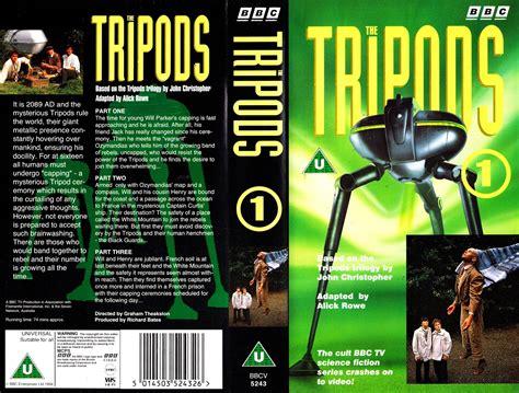 STARLOGGED - GEEK MEDIA AGAIN: 1994: TRIPODS VOLUME 1 VHS ...