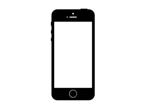 iphone 7 template apple iphone 5s with ios7 pixelmator template by mandar apte dribbble