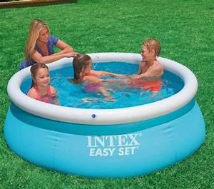 Filtration Piscine Intex : piscine gonflable intex easy set x pour enfant ~ Melissatoandfro.com Idées de Décoration