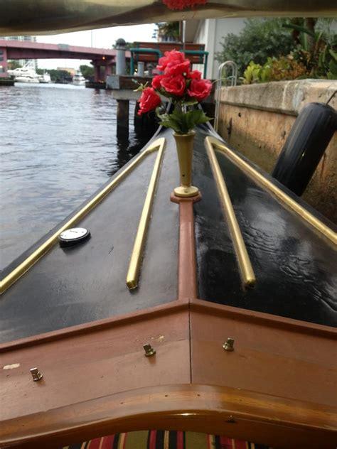Gondola Boat Ride Fort Lauderdale by Las Olas Gondola 13 Photos Boat Charters Se 1st Ave