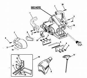 Craftsman Planer Parts