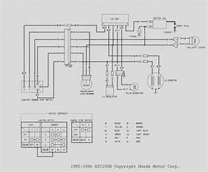 2 1986 Honda Trx 350 Wiring Diagram Discover 350x Search Diagrams