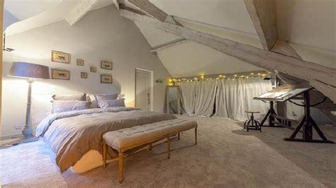 chambre avec poutre deco maison ancienne avec poutre ciabiz com